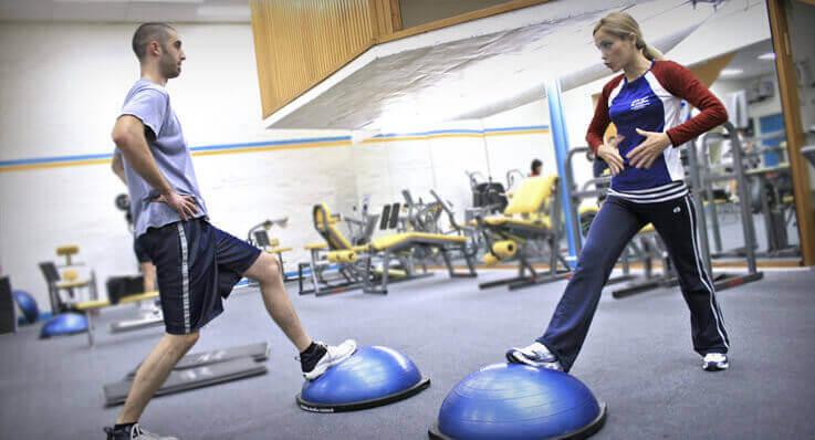 Culturismo y Aerobic Fitness